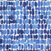 Brother Sister Design Studio, Gift Wrap Roll, Blue Watercolor Dots, 50 square feet