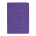 Barbour Books, Daily Inspiration from The Word 2021 Planner, Softcover, Purple, 240 Pages