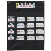 Mini Essential: Black Pocket Chart