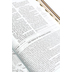 NKJV Scofield Study Bible III, Bonded Leather, Black, Thumb Inxded