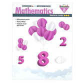 Newmark Learning, Meaningful Mini-Lessons and Practice Mathematics Resource Book, 144 Pages, Grade 2