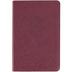 NKJV Compact Reference Bible, Large Print, Imitation Leather, Burgundy