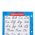 The Brainery, Notebook Traditional Manuscript and Cursive Chart, 8.50 x 11-Inches, Multi-Colored
