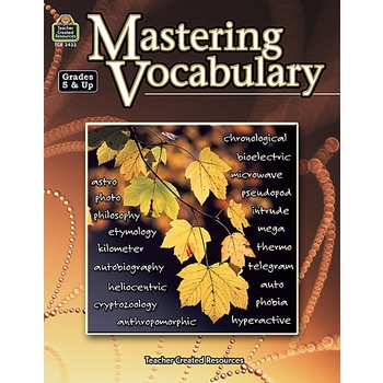 Mastering Vocabulary