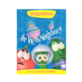VeggieTales, Are You My Neighbor A Lesson In Loving Your Neighbor, DVD