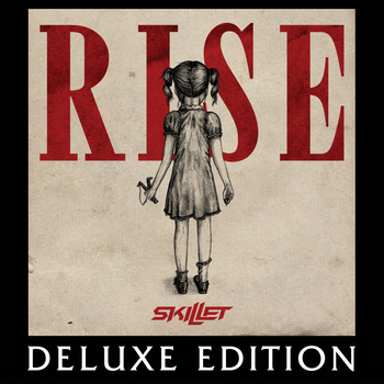 Rise: Deluxe Edition, by Skillet, CD