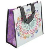 Natural Life, You Make Life Better Happy Bag, Medium, 8 x 4 x 9 1/2 inches