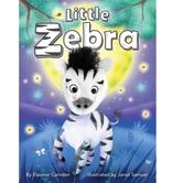 Little Zebra Finger Puppet Book, by Eleanor Camden & Janet Samuel, Board Book