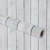 Teacher Created Resources, Better Than Paper Bulletin Board Roll, White Wood, 4 x 12-Foot Roll
