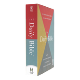 NLT Daily Bible: 365 Daily Readings In Chronological Order, Paperback