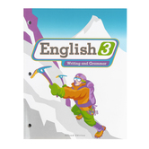 BJU Press, English 3 Student Worktext, 2nd Edition, Paperback, Grade 3