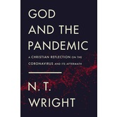 God and the Pandemic, by N. T. Wright, Paperback