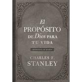 El Proposito De Dios Para Tu Vida, by Charles F. Stanley, Hardcover