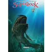 Superbook, Jonah, DVD