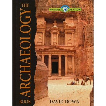 Master Books, The Archaeology Book, Hardcover, Grades 3-12