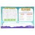 Salt & Light Kids, The Beatitudes Learning Mat, Plastic, 11 1/2 x 17 1/2 Inches, Ages 3 & Older