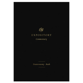 Pre-buy, ESV Expository Commentary: Deuteronomy to Ruth, Volume 2, by Various Authors, Hardcover