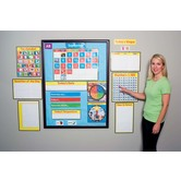 Morning Meeting Solutions Bulletin Board Set