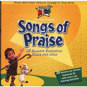 Songs of Praise: Classics Yellow, by Cedarmont Kids, CD