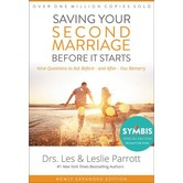 Saving Your Second Marriage Before It Starts, by Les Parrott and Leslie Parrott, Hardcover