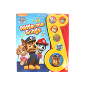 PAW Patrol, PAWsome Songs, by Play-a-Song, Sound Book
