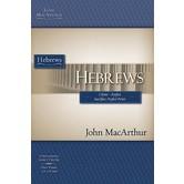 MacArthur Bible Study Guides: Hebrews: Christ - Perfect Sacrifice, Perfect Priest