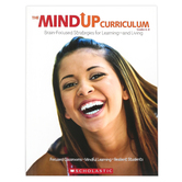Scholastic, The MindUP Curriculum: Grades 6-8, 160 Pages, Grades 6-8