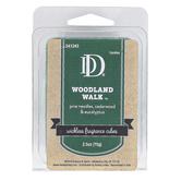 D&D, Woodland Walk Scented Wax Melts, 6 Cubes, 2 1/2 ounces
