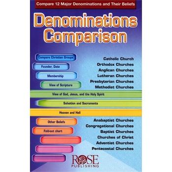 Denominations Pamphlet