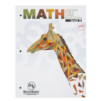 Math Lessons for a Living Education Level 5, Grade 5