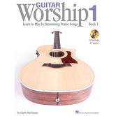 Guitar Worship Method, Book 1, by Garth Heckman, Songbook