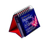 DaySpring, Power of a Praying Parent Perpetual Calendar, Paper, 5-1/4 x 4-3/4 x 1-1/4   inches