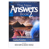 Master Books, The New Answers Book 2, Creation, Evolution, and the Bible, Paperback, Grades 6 and up