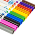 Crayola, Ultra-Clean Washable Broad Line Markers, 10 Count, Classic Colors, Ages 3 and up