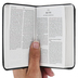 ESV Vest Pocket New Testament with Psalms and Proverbs, TruTone, Black