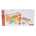 Hape, Pound & Tap Bench with Slide Out Xylophone, Ages 12 Months & Older, 24 x 15 x 13 1/2 inches