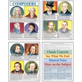 Composers Bulletin Board Pack
