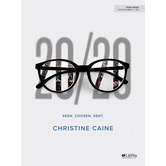 20/20 Seen Chosen Sent Bible Study Book, by Christine Caine, Paperback