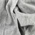 Fashion Tid Bits, Wide Elastic Multi Use Headbands, Black & Gray, 1 Each of 2 Colors