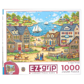MasterPieces, Mr. Wiggins' Whirligigs Jigsaw Puzzle, 1000 Pieces, 34 x 23 1/2 Inches