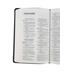 NIV Value Thinline Bible, Comfort Print, Imitation Leather, Charcoal and Black