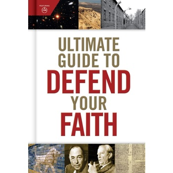 Ultimate Guide to Defend Your Faith, by Doug Powell, Hardcover