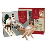 The Giving Manger: A Christmas Family Tradition, by Allison Hottinger & Lisa Kalberer