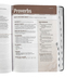 NIV Every Man's Large Print Bible, Thumb Indexed, Duo-Tone, Black and Onyx