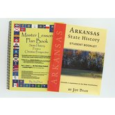 A Helping Hand, Arkansas State History Student and Teacher Books, Paperback and Spiral, Grades 3-12