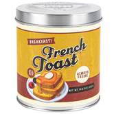 Darsee & David's, French Toast Scented Candle Tin, 13.2 Ounces