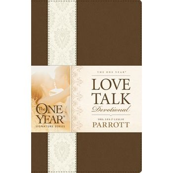 The One Year Love Talk Devotional for Couples, by Les Parrott and Leslie Parrott