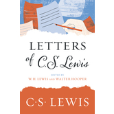 Letters of C. S. Lewis, by C. S. Lewis, Paperback