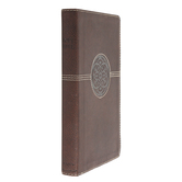 NRSV Thinline Reference Bible, Imitation Leather, Brown