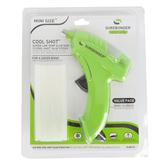 Surebonder, Cool Shot Super Low Temp Specialty Mini Glue Gun Kit, 13 Pieces
